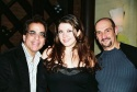 Richard Jay-Alexander, Jane Monheit and Eric Kornfeld