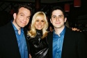 Standing Ovations IV co-Producer Eddie Varley, Catherine Hickland and Rob Diamond