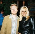 Anthony Rapp and Catherine Hickland