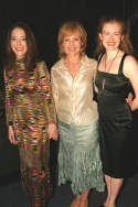 Clea Lewis, Deborah Rush, and Mireille Enos
