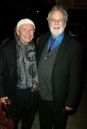 Terrence McNally and John Tillinger