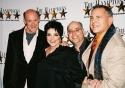 Neil Meron, Liza Minnelli, Michael Arick (Film Restorator) and Craig Zadan