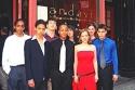 Our Time Company Members: Back Row - Corom Buksha, Yoni Messing, Linda Gjonbalaj, Angelina Bruno - Metzer, Front Row - Todd Lauderdale, Jonathan Greig, Lidia Erokhina and David Nachman