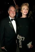 Neil Sedaka with his wife Leba Sedaka Photo
