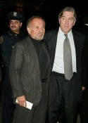 Robert DeNiro and Joe Pesci