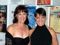 """Karen Ziemba (who performed """"A Quiet Thing"""") and Tara Young who has served as Assist Photo"""