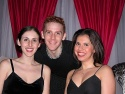 Anna Ty Bergman, Mick Bleyer, and Dani Marcus - 3 of the concert's featured performers