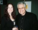 Nicole Kastrinos and Jerry Zaks Photo
