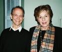 Joel Grey and Fran Weissler