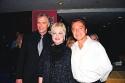 Patrick Cassidy (42nd St.), Shirley Jones (42nd St.) and David Cassidy