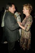 Alan Eisenberg and Maria Friedman