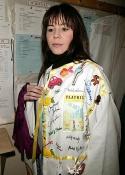 Sara Schmidt - Gypsy Robe Winner for Jersey Boys