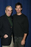 Harry Connick Jr. and Richard Adler