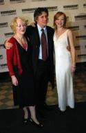 Dearbhla Molloy, Gabriel Byrne and Emily Bergl Photo