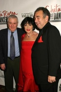 John Kander, Chita Rivera and Marty Bell Photo