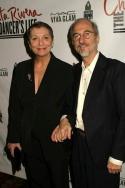 Graciella Daniele and Jules Fisher