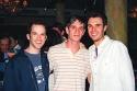 Ben Cohen, Matt Bauer and Graham Bowen  Photo