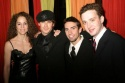 Dede Harris, Ian Somerhalder, Keith Nobbs and Eddie Kaye Thomas