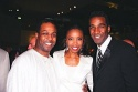 James Stovall, Heather and Norm Lewis  Photo