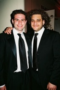 Doug Nevin and Jeff Marx  Photo