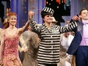 Delta Burke takes her Broadway bow as Mrs. Meers!