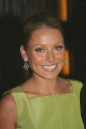 """Kelly Ripa ('Live with Regis and Kelly"""" on ABC)  Photo"""