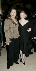 Kathleen Turner and Mireille Enos