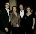 David Harbour, Kathleen Turner, Bill Irwin and Mireille Enos