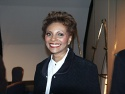 Leslie Uggams (Muzzy) stops for a moment to pose Photo