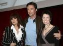 Hugh Jackman, Chrissy Amplett and Angela Toohey Photo
