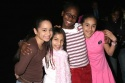 Liana Ortiz and Isabella Devivo (Liana's Understudy) with up-and-comers Mary Dunkley and Milagro Peña