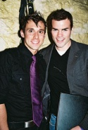Nick Cearley and Michael Cunio Photo