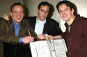 Mark Dendy (Choreographer), Gordon Greenberg (Director), and Eric Svejcar (Music Director)