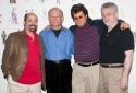 David Krane, Jonathan Tunick, Charles Prince and Nicholas Archer Photo