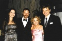 Michele & Raul Esparza (Tony Award Nominee - Best Performance by a Featured in a Musical), Jennifer Cody and Hunter Foster (Tony Award Nominee - Best Performance for Lead in a Musical)