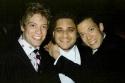 """Barrett Foa, Jeff Marx and John Tartaglia (""""Avenue Q"""") Photo"""