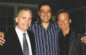 Mark Hoebee, Robert Cuccioli and Patrick Parker Photo