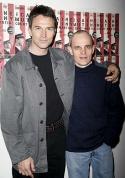Tim Daly and Zeljko Ivanek