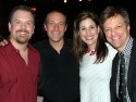 Mike Eldred, Jim Brickman, Stephanie J. Block and Jim Caruso