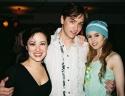 Deborah Lew, Brian Charles Rooney and Brooke Sunny Moriber