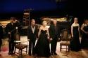 Thomas Meglioranza (Baritone), Jeremy Denk (Piano), Joshua Bell (Violin), Alisa Weile Photo