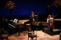 Thomas Meglioranza, Jeremy Denk, Joshua Bell and Alisa Weilerstein  Photo
