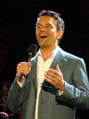 Brian Stokes Mitchell enchants the audience with Wheels of a Dream from Ragtime