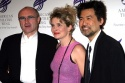 Phil Collins, Kathryn Layng, and David Henry Hwang
