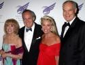 Sondra Gilman, Doug Leeds, CeCe Black, and Chappy Morris