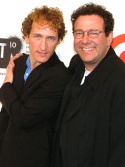 Producer Jeffrey Seller and Director Michael Greif