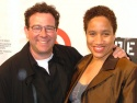 Michael Greif and Choreographer Marlies Yearby Photo