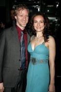 Laura Benanti and Chris Barron