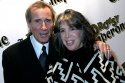 Jim Dale and wife, Julie Schafler