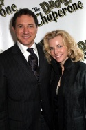 Kevin McCollum and Lynnette Perry